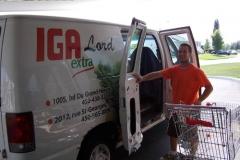 Service IGA